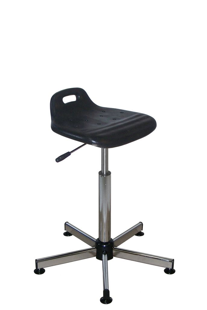 Assise ergonomique (540-780mm chromé)